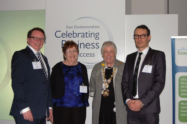 Dunbartonshire Chamber Celebrates Business Success at Bearsden Community Hub